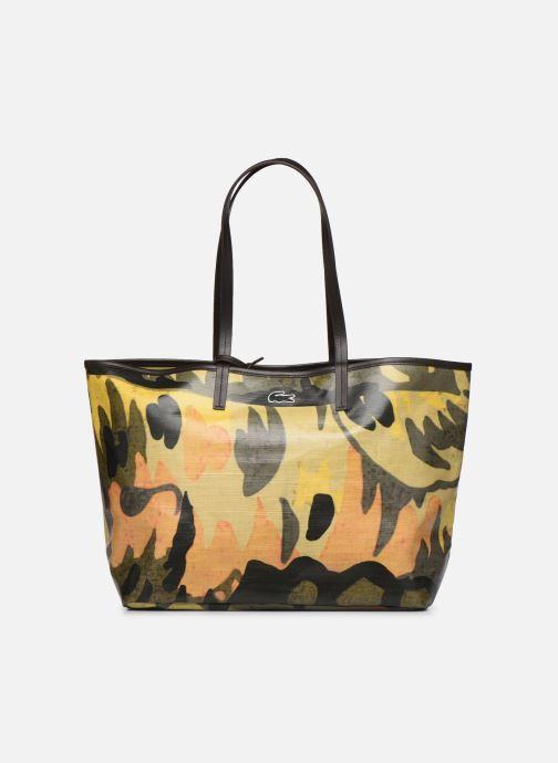 Handtaschen Lacoste ROBERT GEORGE M SHOPPING BAG grün detaillierte ansicht/modell