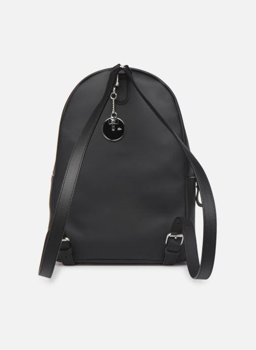 Rucksäcke Lacoste DAILY CLASSIC BACKPACK schwarz ansicht von vorne
