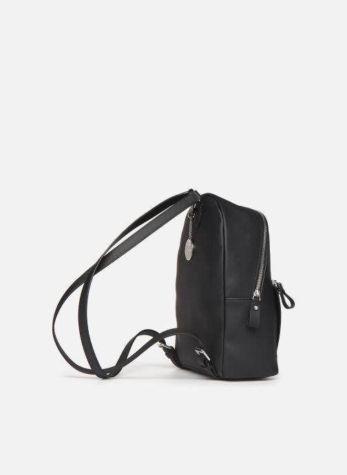 Sacs à dos Lacoste Daily Classic Backpack Noir vue droite