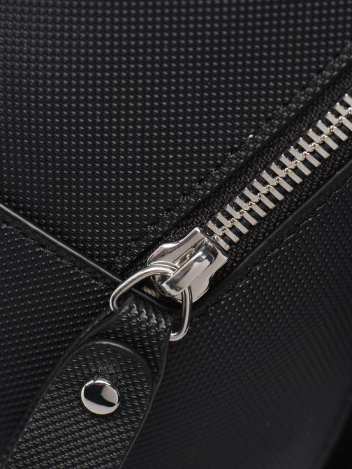 Sacs à dos Lacoste Daily Classic Backpack Noir vue gauche