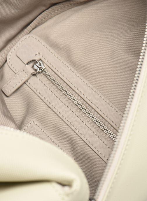 Rucksäcke Lacoste Daily Classic Backpack beige ansicht von hinten