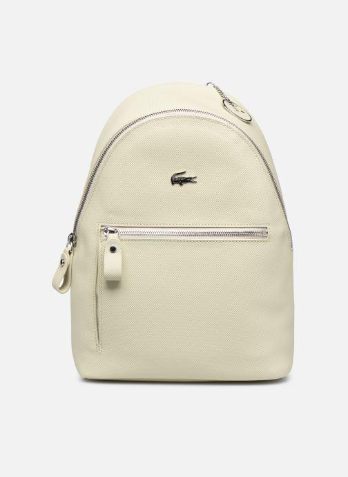 Sacs à dos Lacoste Daily Classic Backpack Beige vue détail/paire