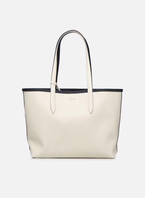 Handtassen Lacoste ANNA SHOPPING BAG Blauw achterkant