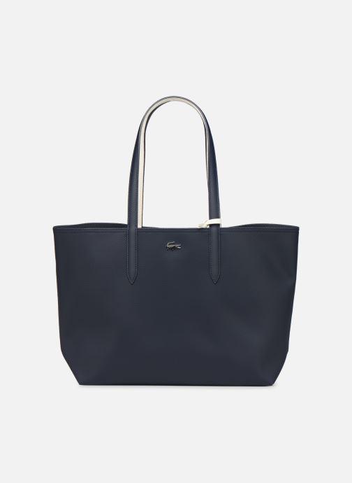 Sacs à main Lacoste ANNA SHOPPING BAG Bleu vue détail/paire