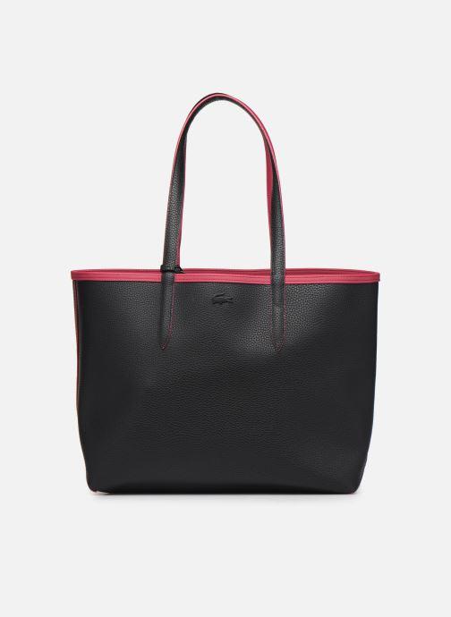 Sacs à main Lacoste ANNA SHOPPING BAG Rouge vue derrière