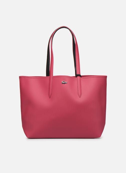 Sacs à main Lacoste ANNA SHOPPING BAG Rouge vue détail/paire