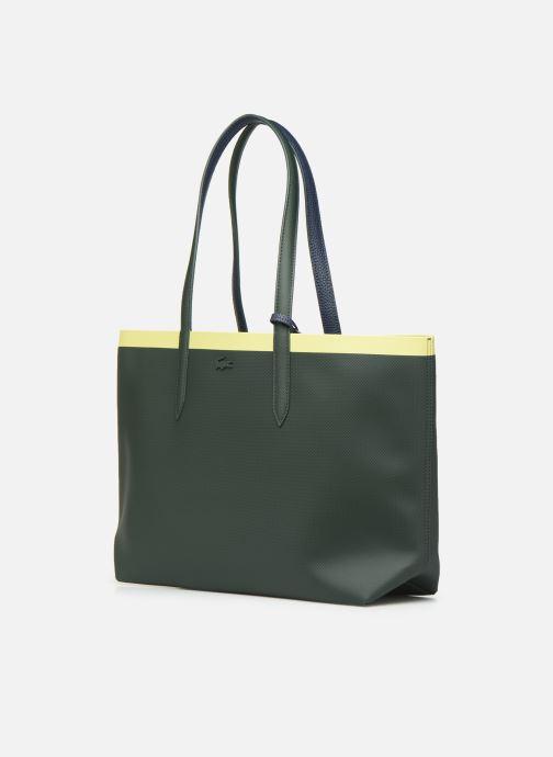 Handtassen Lacoste ANNA SHOPPING BAG Groen model