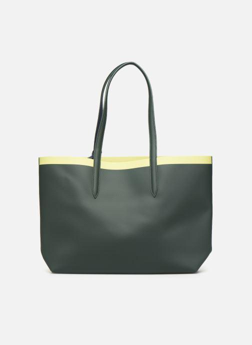 Handtassen Lacoste ANNA SHOPPING BAG Groen voorkant