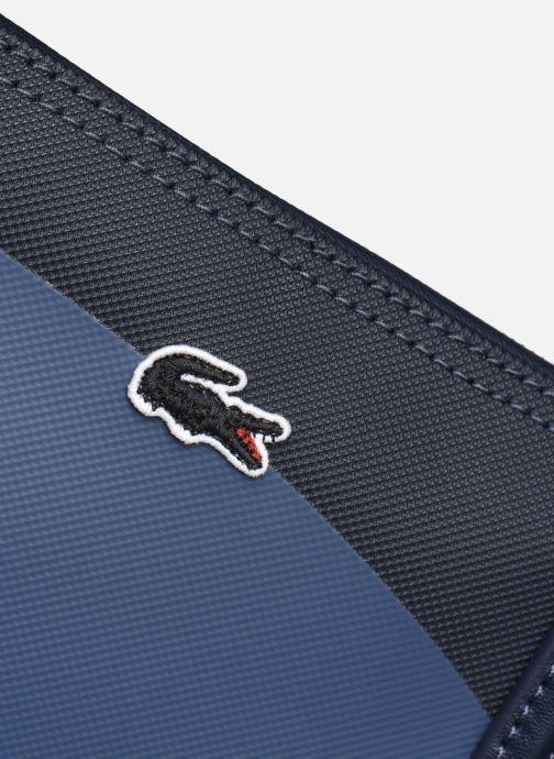 Bolsos de mano Lacoste L.12.12 Concept Seasonal L Shopping Bag Multicolor vista lateral izquierda