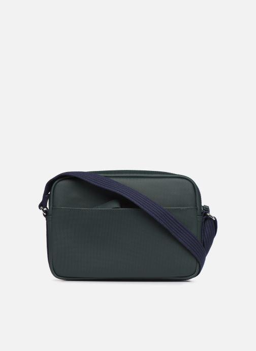 Handtassen Lacoste WOMEN S CLASSIC SQUARE CROSSOVER BAG Groen voorkant