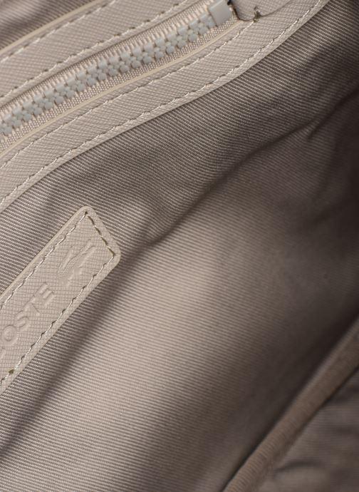 Sacs à main Lacoste WOMEN S CLASSIC SQUARE CROSSOVER BAG Vert vue derrière