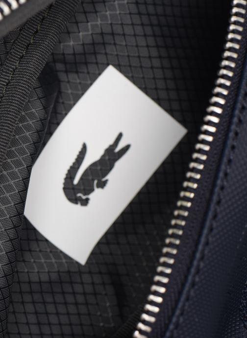 Kleine lederwaren Lacoste 1930 WAISTBAG Blauw achterkant