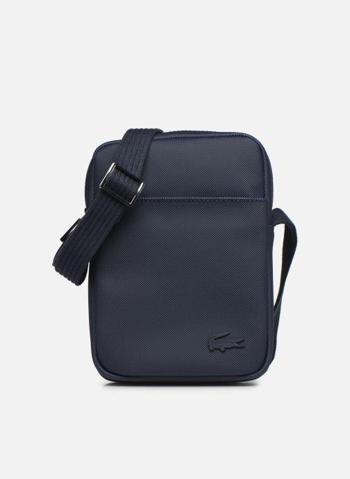 Sacs homme Lacoste MEN S CLASSIC SLIM VERTICAL CAMERA BAG Bleu vue détail/paire