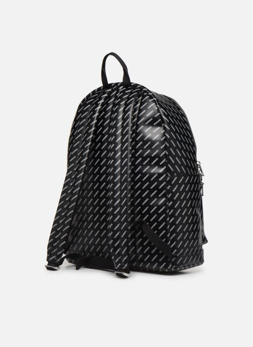 Mochilas Lacoste REL!VE BACKPACK Negro vista lateral derecha