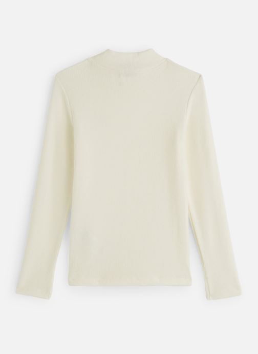Vêtements Lili Gaufrette T-Shirt GP10042 Blanc vue bas / vue portée sac