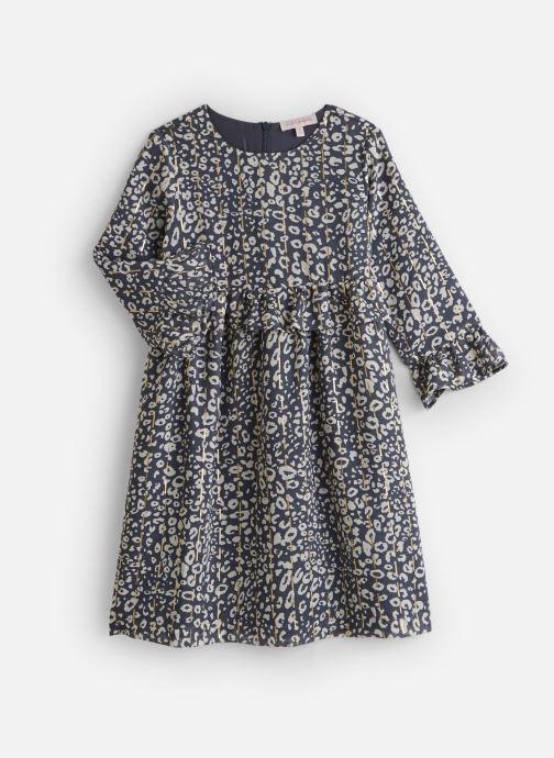 Vêtements Lili Gaufrette Robe GP30042 Gris vue détail/paire