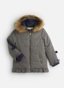 Manteau court - Doudoune Gris Anthracite
