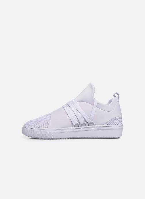 Baskets Steve Madden Lancer Sneaker Violet vue face