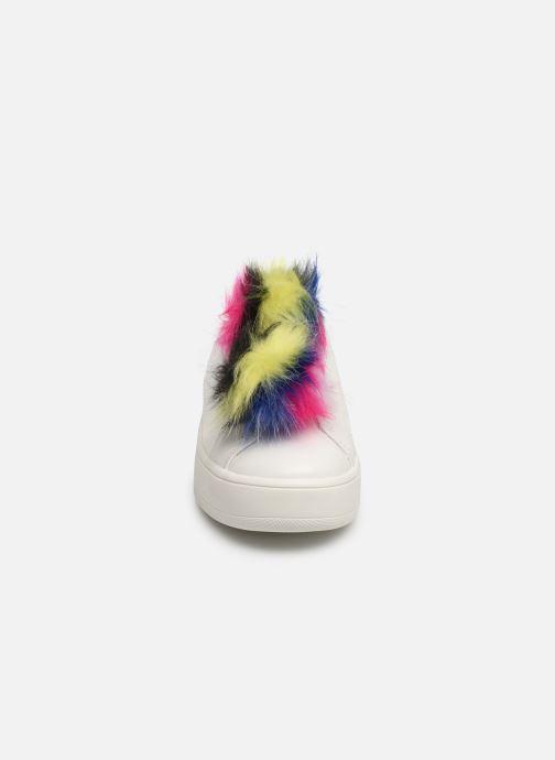 Baskets Steve Madden Breeze Sneaker Blanc vue portées chaussures