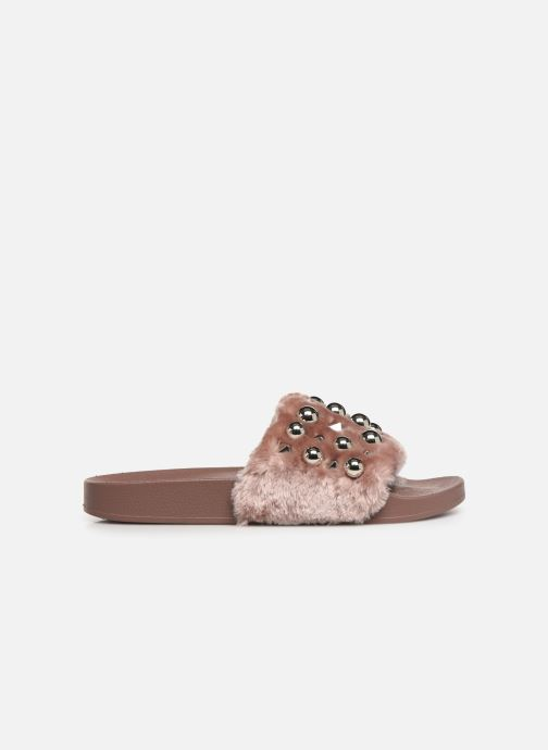 Mules & clogs Steve Madden Yeah Slide Pink back view