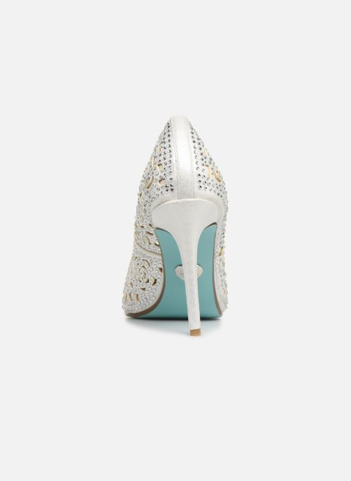 High heels Steve Madden Elsa Heel Silver view from the right