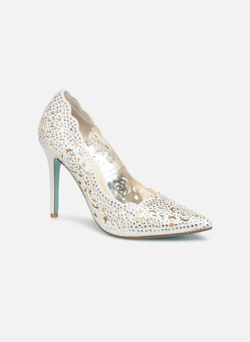 High heels Steve Madden Elsa Heel Silver detailed view/ Pair view