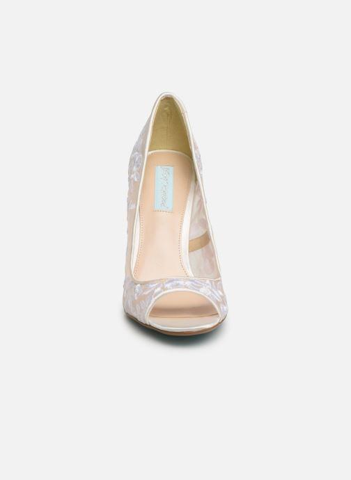 Escarpins Steve Madden Adley Heel Blanc vue portées chaussures