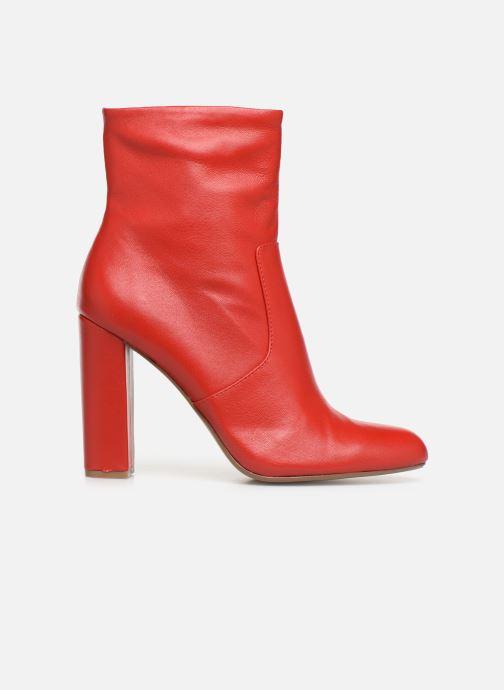 Steve Madden »textil« High-heel-stiefelette Rot