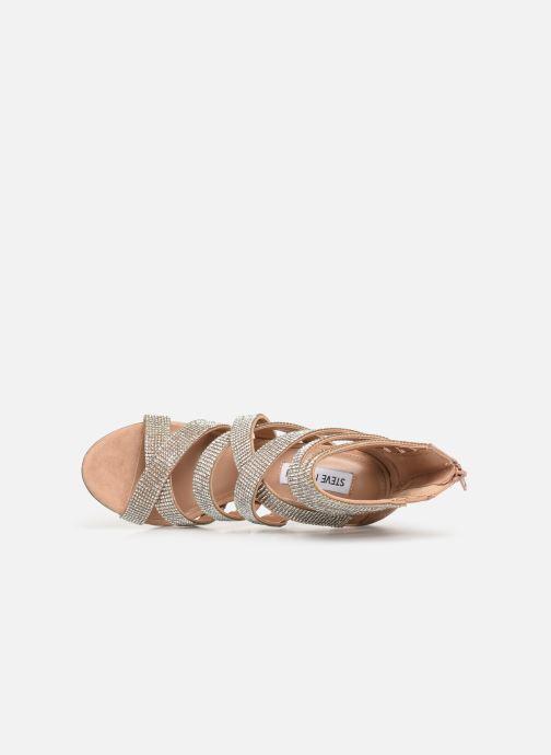 Sandales et nu-pieds Steve Madden Malika Sandal Beige vue gauche