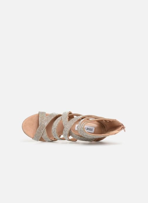 Sandals Steve Madden Malika Sandal Beige view from the left