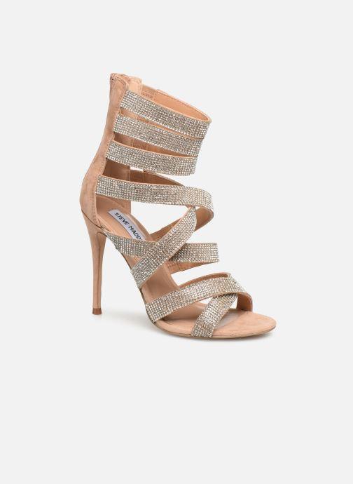 Sandales et nu-pieds Steve Madden Malika Sandal Beige vue détail/paire
