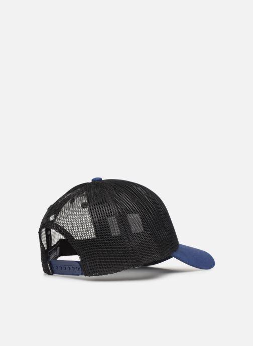 Casquettes Element ICON MESH CAP Bleu vue portées chaussures