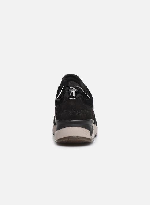 Baskets ALLROUNDER Vanity Noir vue droite