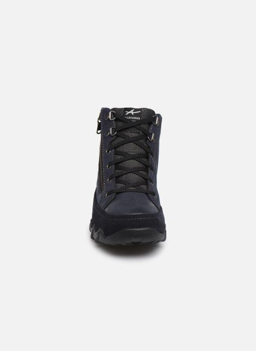 Chaussures de sport ALLROUNDER Neblina-Tex Bleu vue portées chaussures