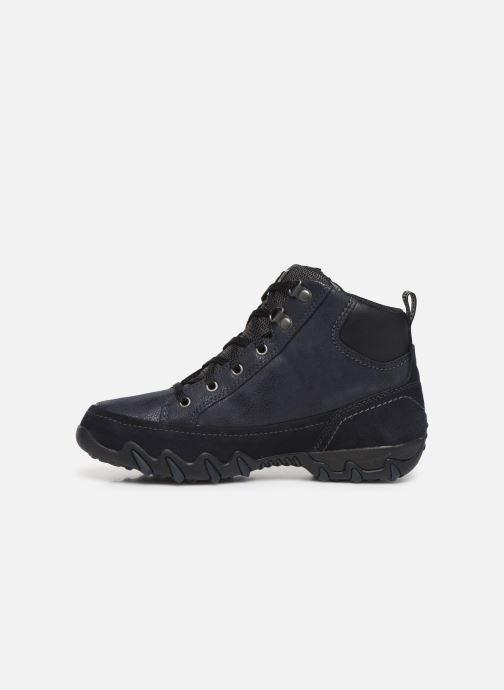Chaussures de sport ALLROUNDER Neblina-Tex Bleu vue face