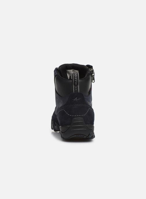 Chaussures de sport ALLROUNDER Neblina-Tex Bleu vue droite