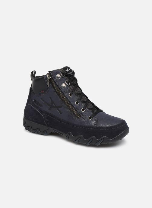 Chaussures de sport ALLROUNDER Neblina-Tex Bleu vue détail/paire