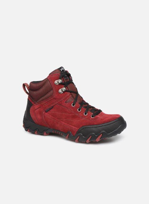 Chaussures de sport ALLROUNDER Nigata-Tex Rouge vue détail/paire