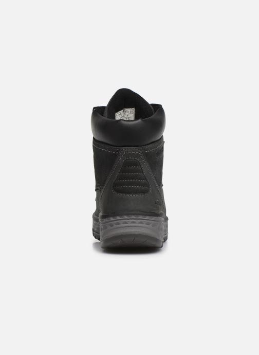 Zapatillas de deporte ALLROUNDER Ostara-Tex Azul vista lateral derecha