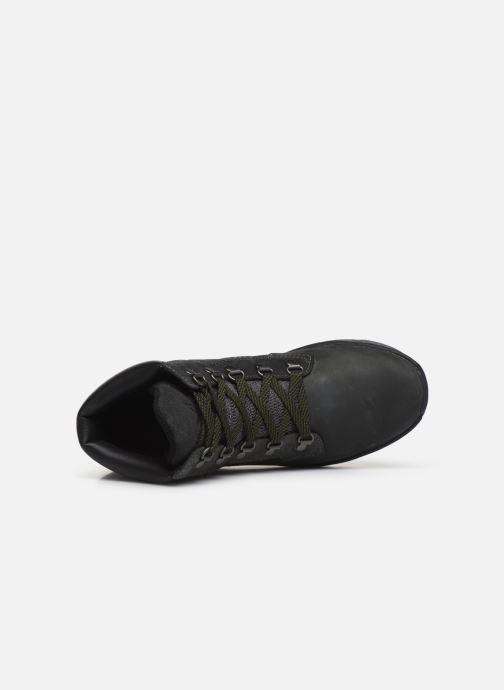 Zapatillas de deporte ALLROUNDER Ostara-Tex Azul vista lateral izquierda