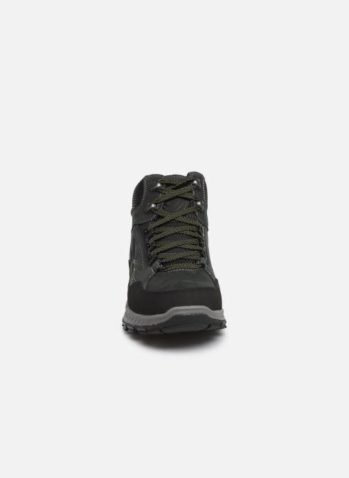 Baskets ALLROUNDER Unlimited-Tex Noir vue portées chaussures