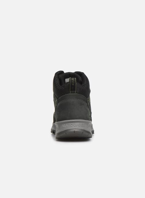 Baskets ALLROUNDER Unlimited-Tex Noir vue droite