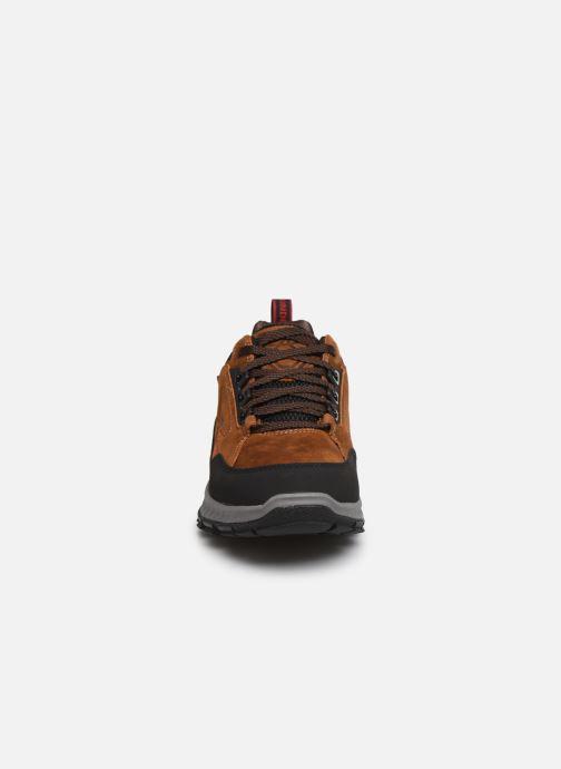 Baskets ALLROUNDER United-Tex Marron vue portées chaussures