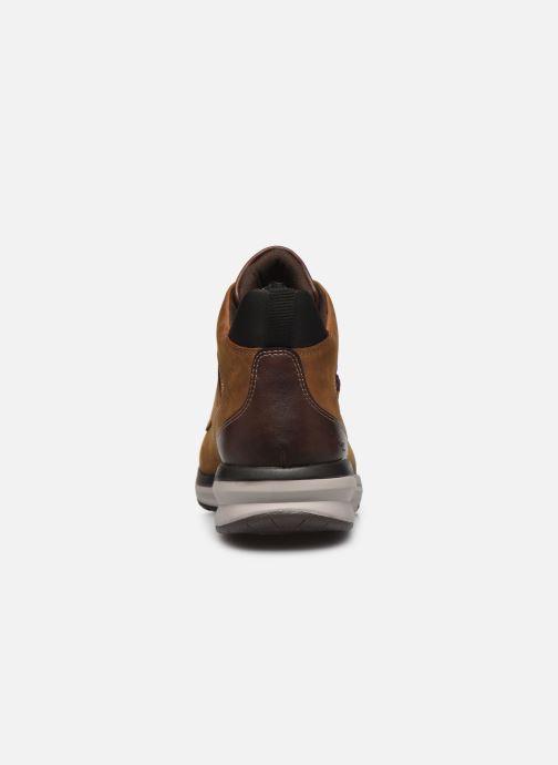 Sneaker ALLROUNDER Eldorado-Tex braun ansicht von rechts