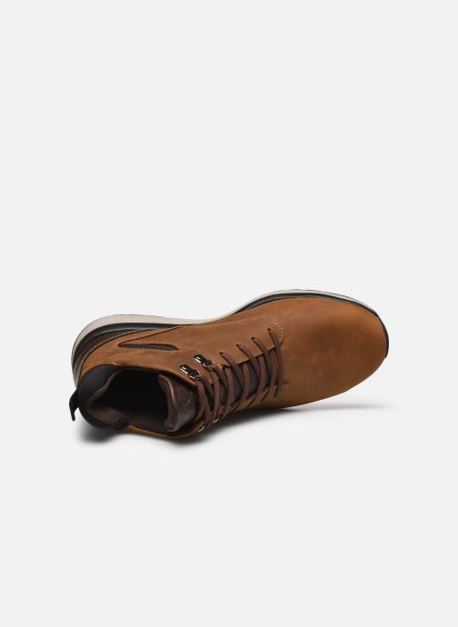 Sneaker ALLROUNDER Eldorado-Tex braun ansicht von links