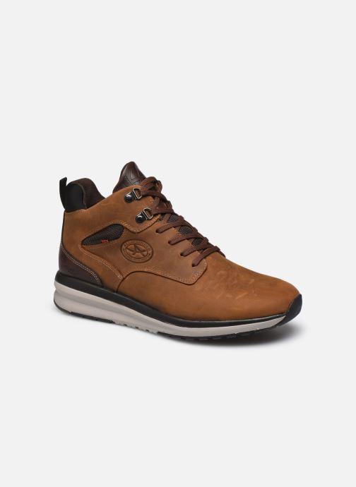 Sneaker ALLROUNDER Eldorado-Tex braun detaillierte ansicht/modell
