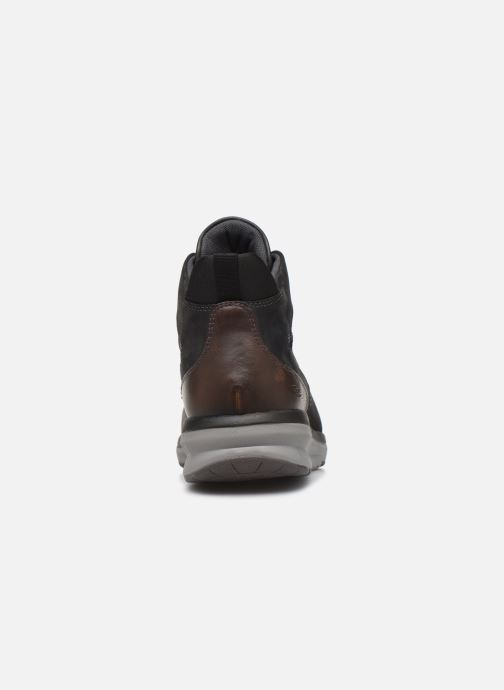 Sneakers ALLROUNDER Eldorado-Tex Nero immagine destra