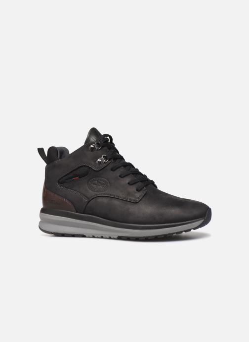 Sneakers ALLROUNDER Eldorado-Tex Nero immagine posteriore