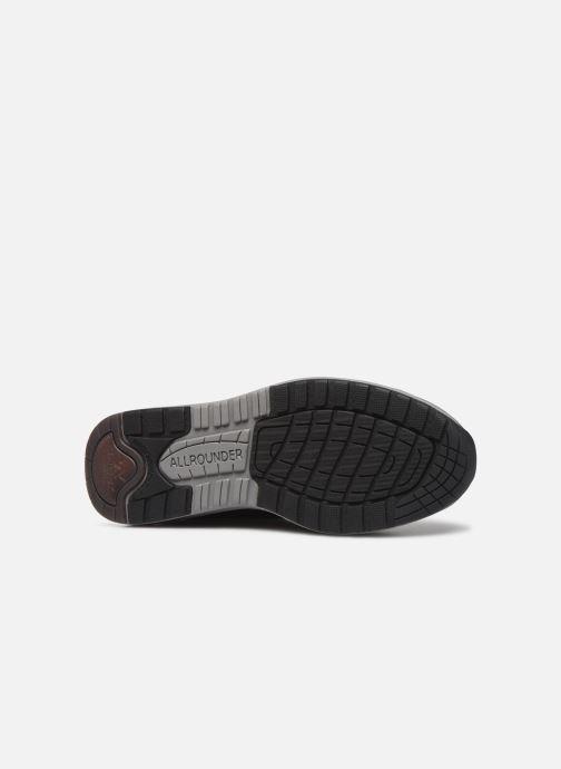 Sneakers ALLROUNDER Eldorado-Tex Nero immagine dall'alto