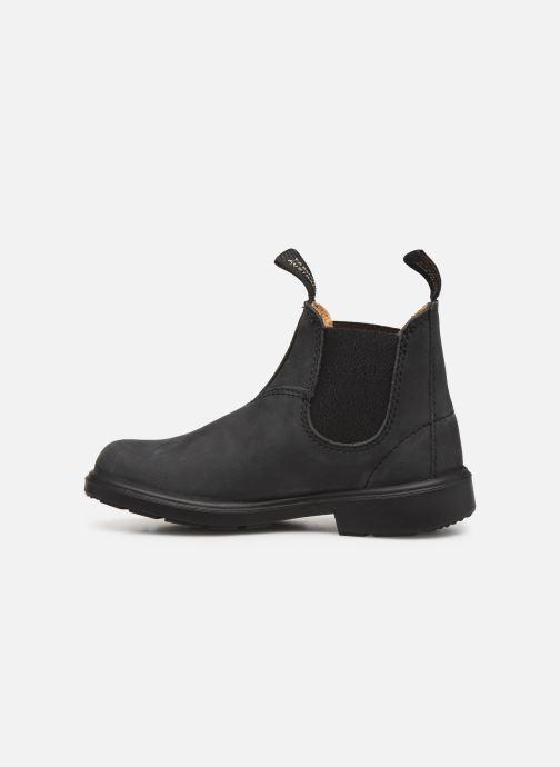 Botines  Blundstone Kids Chelsea Boots Negro vista de frente